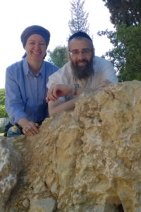 Rabbi Eliyahu and Shoshanah Shear